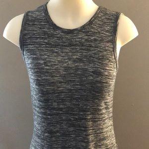 Loft sleeveless slip dress